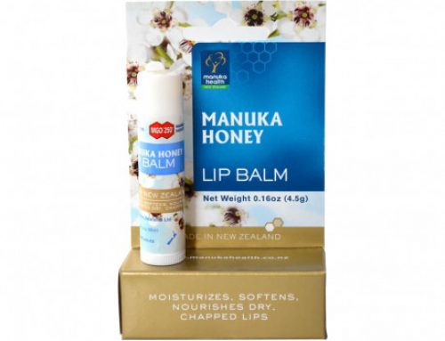 BALSAM DE BUZE MANUKA HONEY