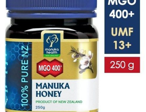 Miere de Manuka MGO 400+ UMF 13+ (250g)