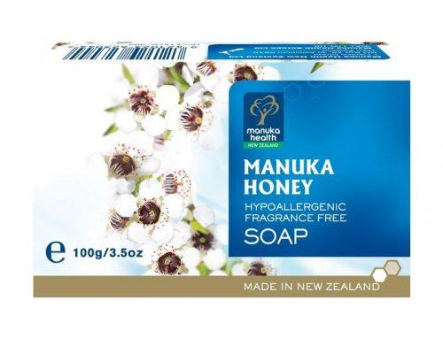 Sapun | soap | hipoalergenic cu miere de Manuka MGO 250+ UMF 10+ (100g)