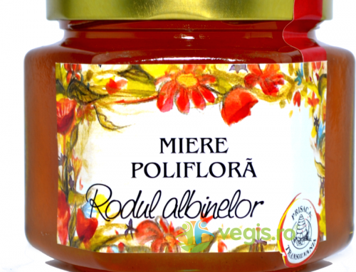Miere Poliflora Rodul albinelor 500g